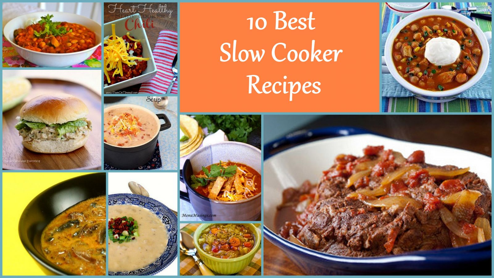 If you're looking for easy comfort foods, try our slow-cooker recipes! Ranging from loaded baked potatoes to beef stew, they make it a cinch to pull together a satisfying all-in-one meal.