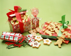 Easy Christmas Food Gifts