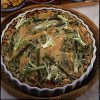 Crustless Jarlsberg Lite Quiche