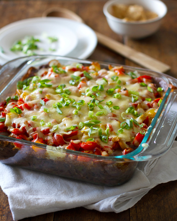 Zesty Southwest Casserole