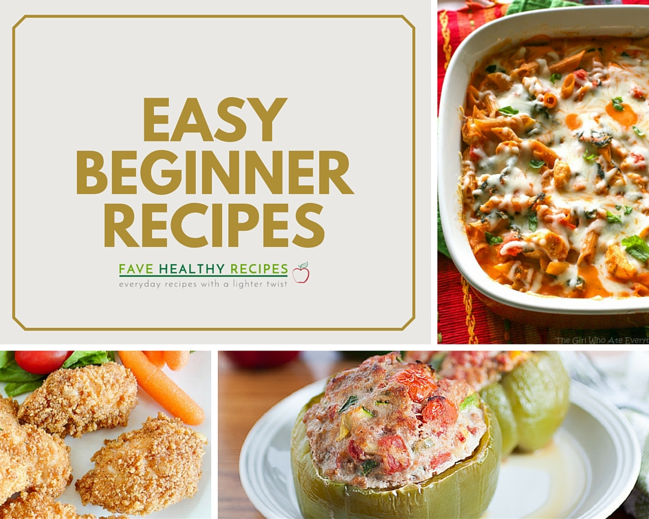 Easy Recipes for Beginners