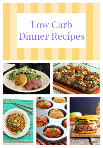 Top 10 healthy dinner recipes for a low carb diet for Healthy recipes for dinner low carb