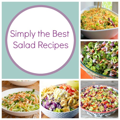 12 Of The Best Salad Recipes That You Must Have